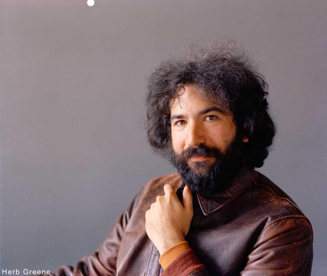 Happy 75th Birthday Jerry Garcia!