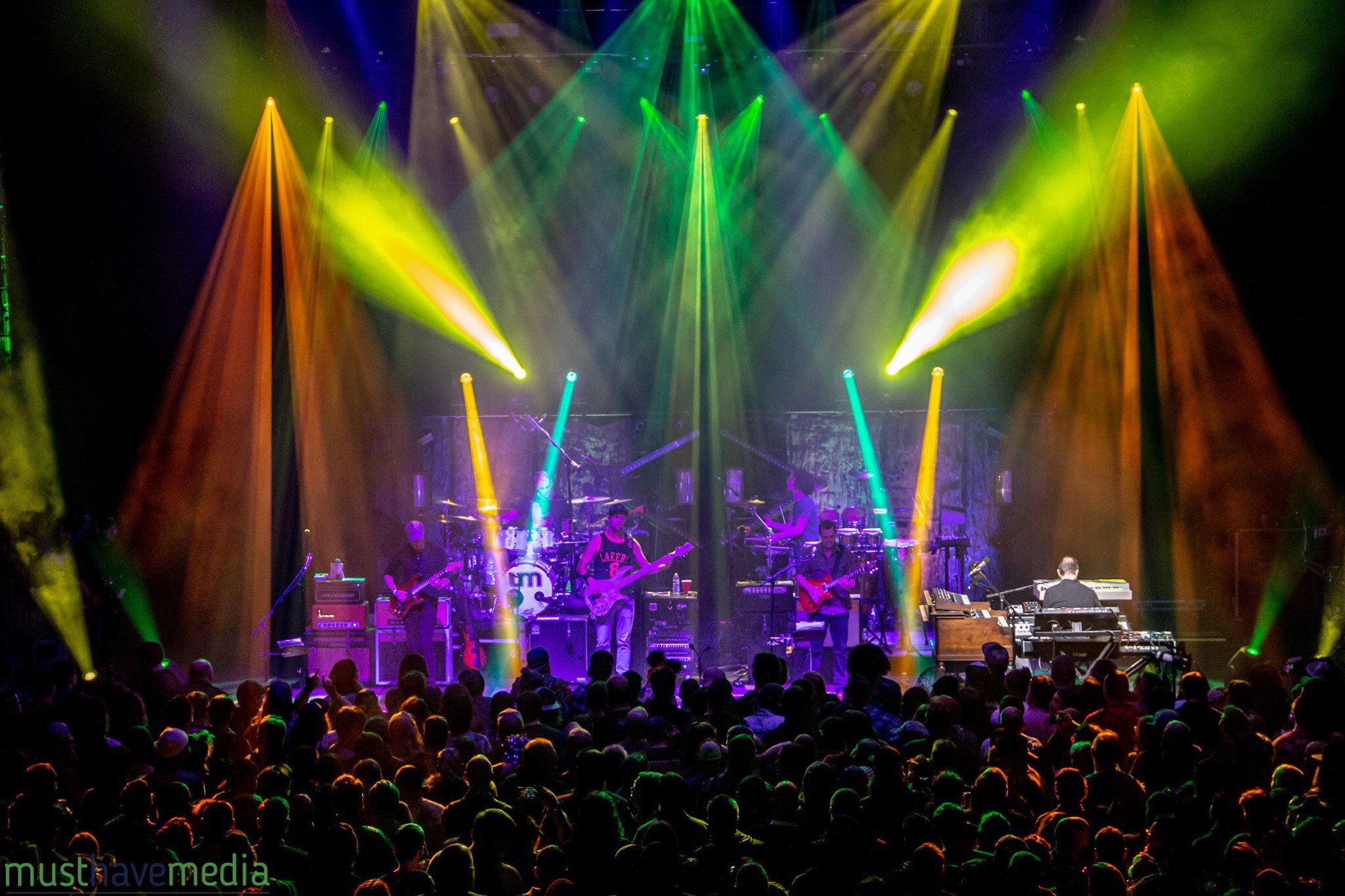 Umphrey's McGee Drops Anchor in Detroit