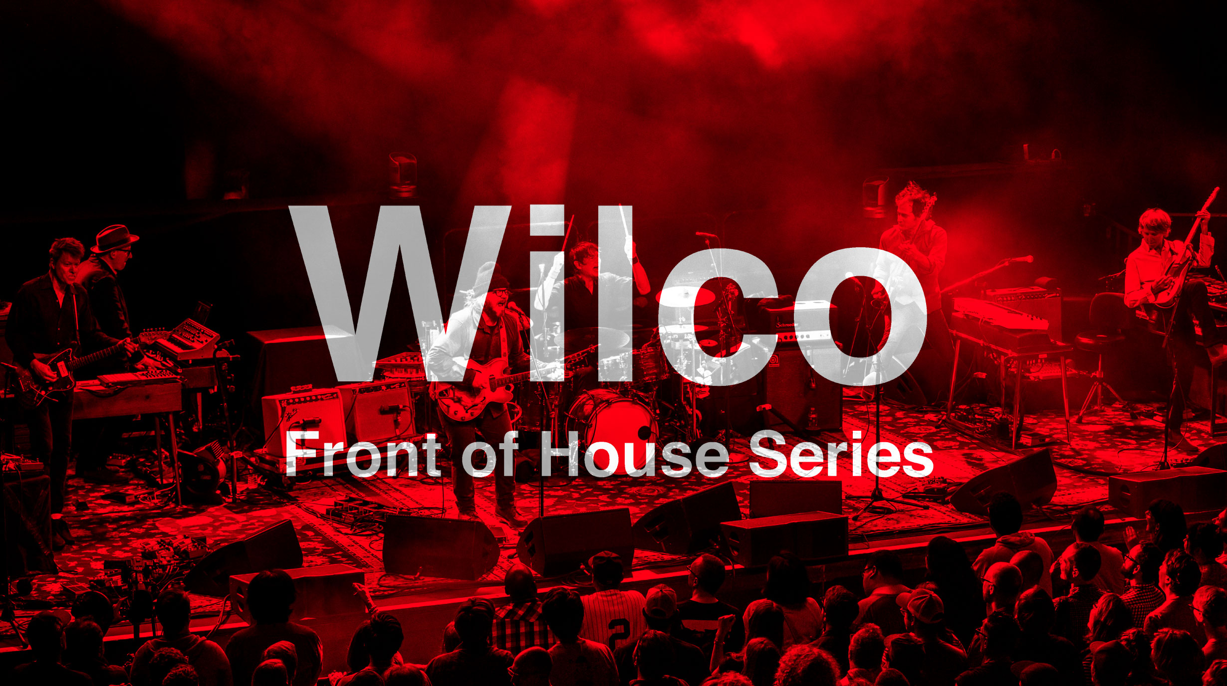 New Exclusive Live Archives From Wilco