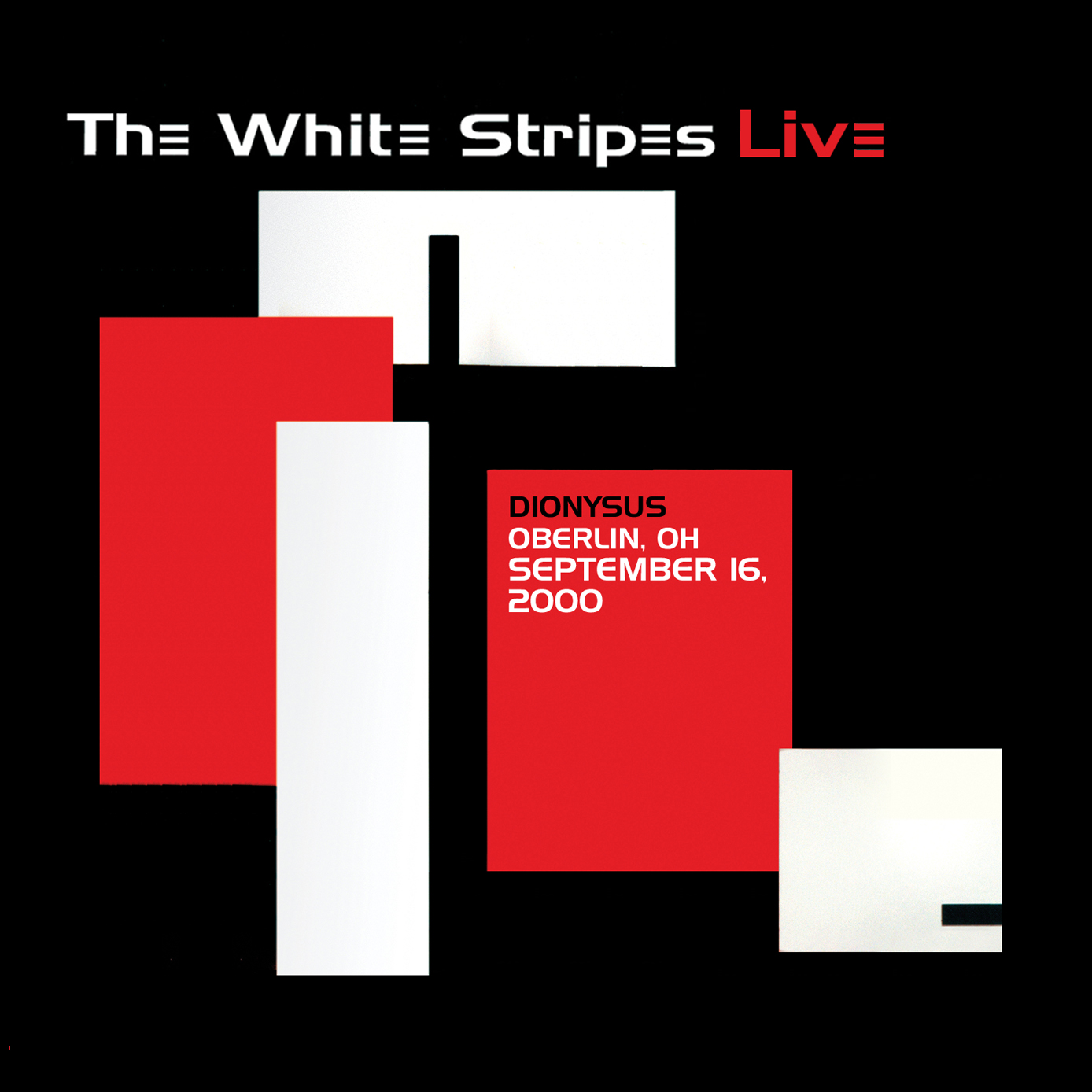 The White Stripes Legendary Oberlin 2000 Show is Available Now